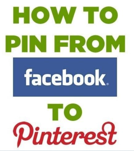 pinning from fb to pin
